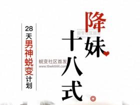 恋爱书籍《降龙十八式》PDF电子书